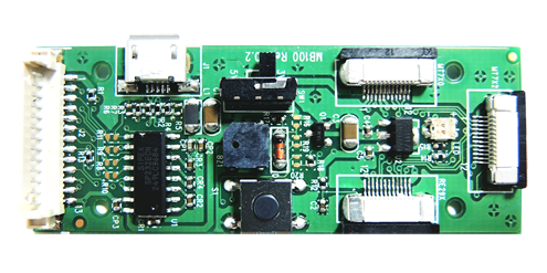 scan engine Multi I/O Board